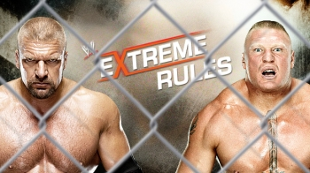 WWE Extreme Rules goes down on pay-per-view on Sunday at 8:00 p.m. ET/ 5:00 p.m PT. PHOTO COURTESY OF WWE.COM