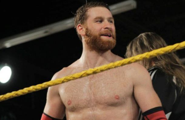 Sami Zayn is seen in the NXT Ring in Full Sail, Florida for the May 22, 2013 airing of NXT. Photo courtesy of WWE.com