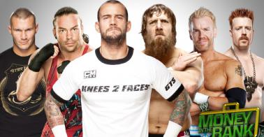 The Money in the Bank PPV goes live Sunday from Philadelphia, PA.