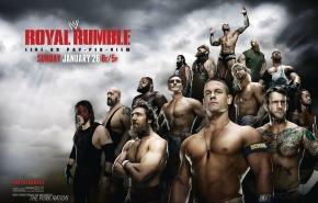 Turnbuckle Blog: WWE Royal RumblePredictions