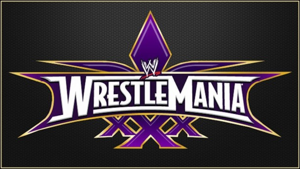 WWE Wrestlemania 30 goes live from New Orleans on April 6, 2014. PHOTO: WWE.com