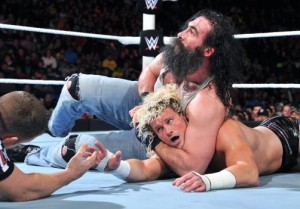 Dolph Ziggler will take on Luke Harper in a Ladder match for the Intercontinental Championship on Sunday. Photo: WWE.com