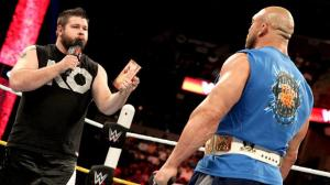 Kevin Owens and Ryback will fight it out for the Intercontinental Championship at Night of Champions on Sunday, September 20, 2015. PHOTO: WWE.com