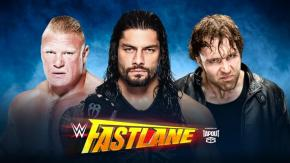 WWE Fastlane 2016 thoughts and predictions