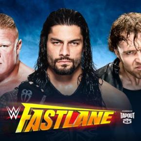 WWE Fastlane 2016 thoughts andpredictions