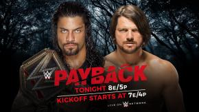 WWE Payback PPV thoughts and predictions: Will Balor debut?