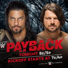 WWE Payback PPV thoughts and predictions: Will Balordebut?