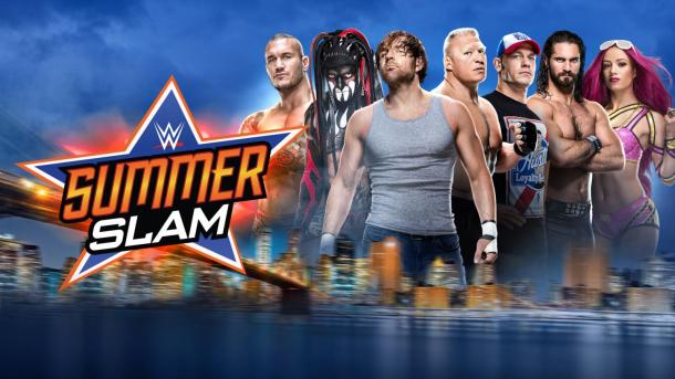 WWE SummerSlam 2016 goes live Sunday from the Barclays Center in Brooklyn, New York. PHOTO: wwe.com
