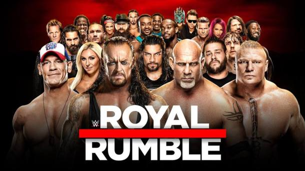 The WWE Royal Rumble 2017 goes live on Sunday, Jan. 29 from the Alamodome in San Antonio, TX. PHOTO: wwe.com