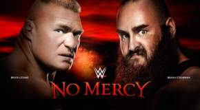 Turnbuckle Radio Ep. 73: WWE No Mercy 2017 Thoughts and Predictions