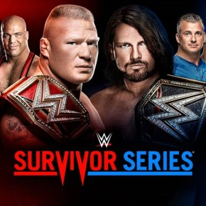 Turnbuckle Radio Ep. 77: WWE Survivor Series 2017 Thoughts and Predictions