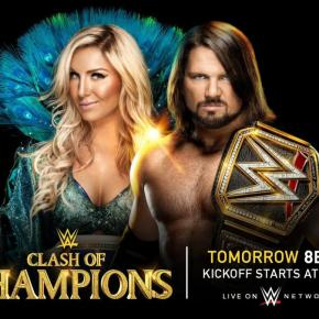 Turnbuckle Radio Ep. 78: WWE Clash of Champions 2017 Thoughts and Predictions