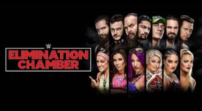 Turnbuckle Radio Ep. 80: WWE Elimination Chamber 2018 Thoughts and Predictions
